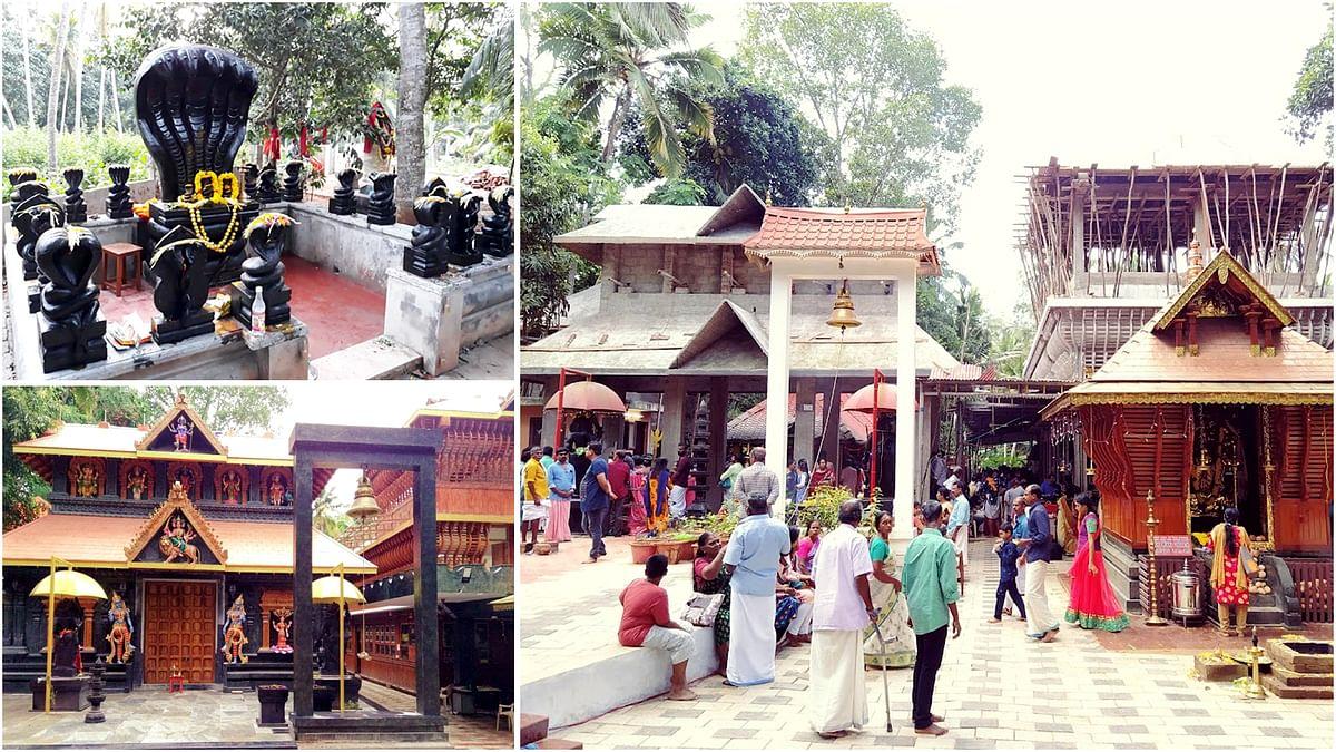 Pournamikavu Temple : केरल में बना, मलयालम वर्णमाला के 51 अक्षरों पर आधारित देवीमंदिर