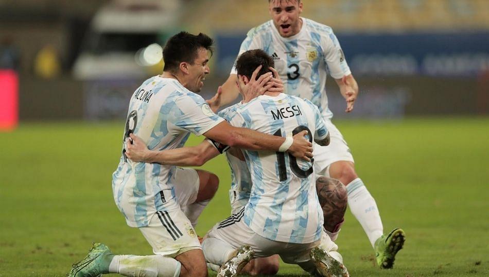 Copa America Final: विजयानंतर मेस्सीला कोसळले रडू; पाहा VIDEO
