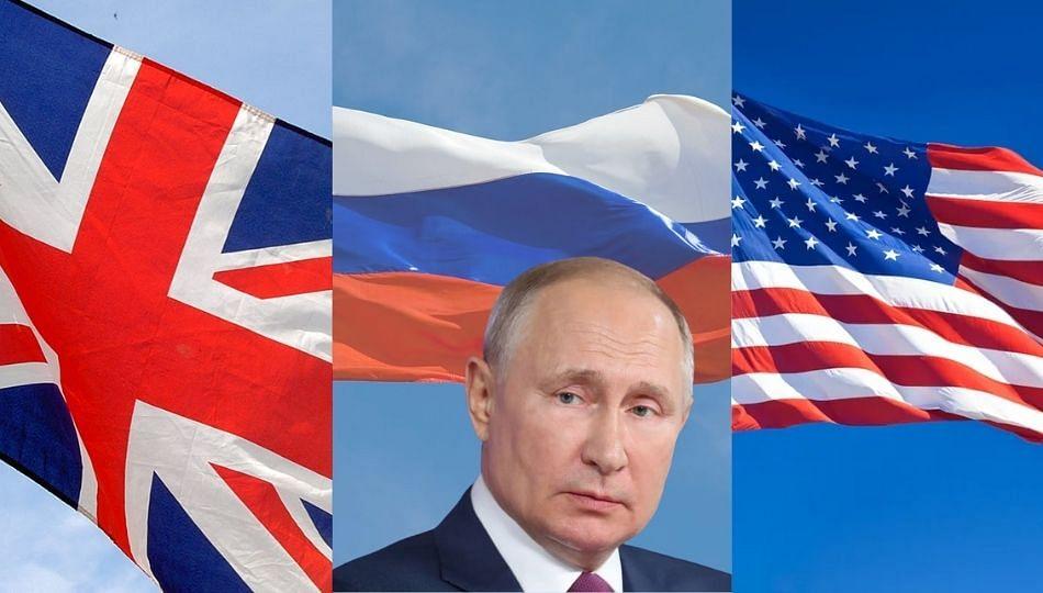 अमेरिका-ब्रिटन रशियाच्या रडारवर; पुतीन यांनी दिली युद्धाची धमकी