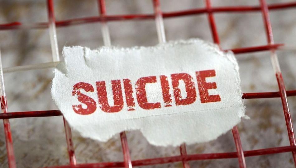 दुबारपेरणी व कर्जामुळे पती- पत्नीची आत्महत्या