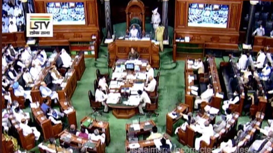Parliament Monsoon Session : पहिल्या दिवशी काय झाले?