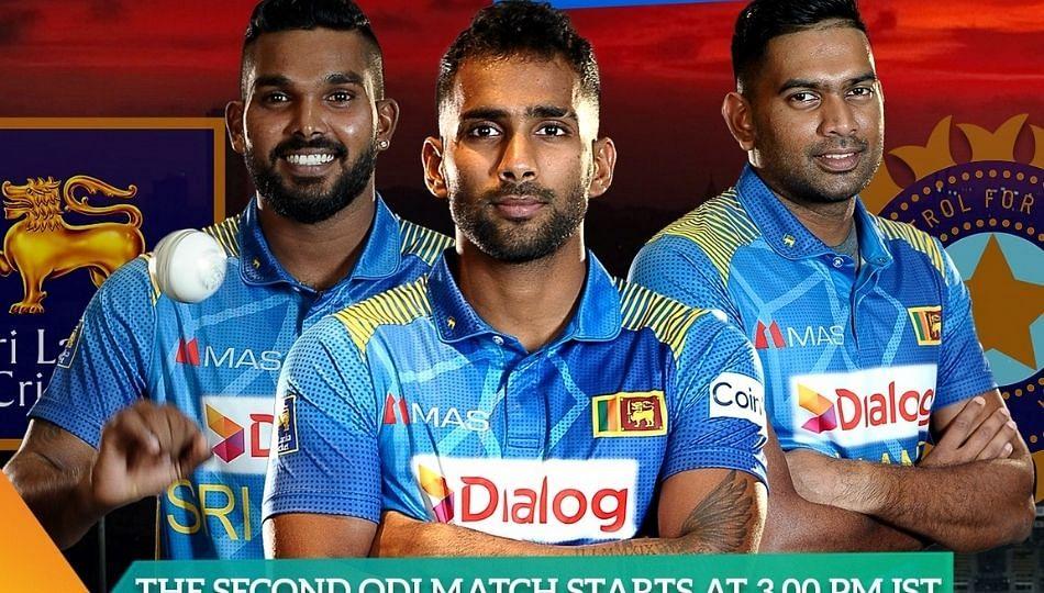 IND vs SL: ICC ने श्रीलंकेच्या संघाला ठोठावला दंड