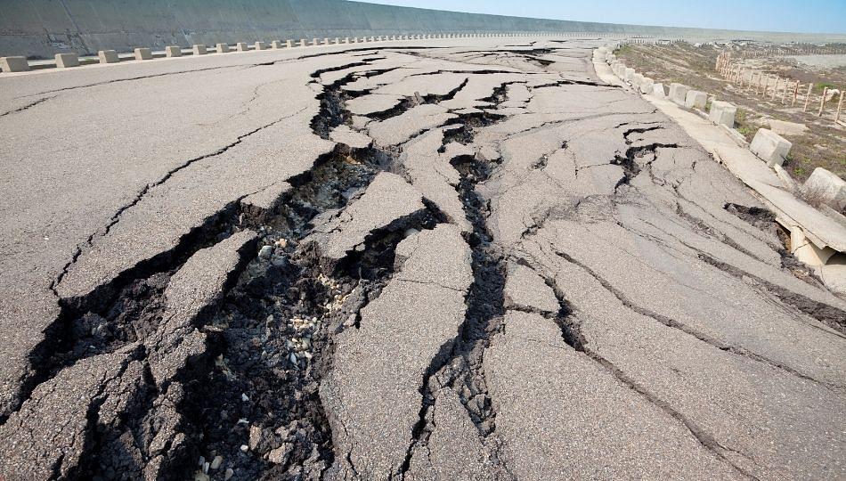 Earthquake|देशात 5 ठिकाणी भूकंपाचे धक्के