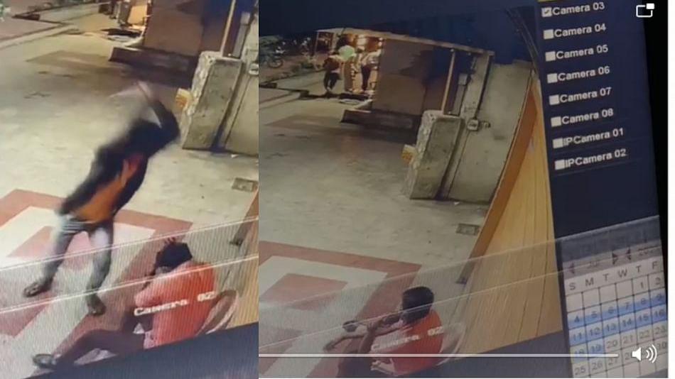 पुण्यातील हॉटेल 'गारवा'च्या मालकावर कोयत्याने प्राणघातक हल्ला