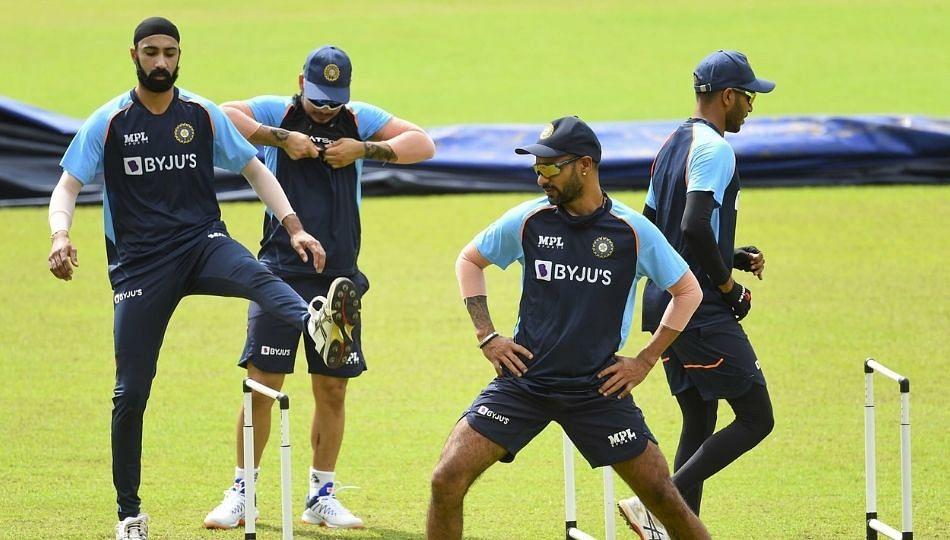IND Vs SL|इंडिया विरुद्ध श्रीलंका वनडे सिरीज कोरोनामुळे पुढे ढकलली