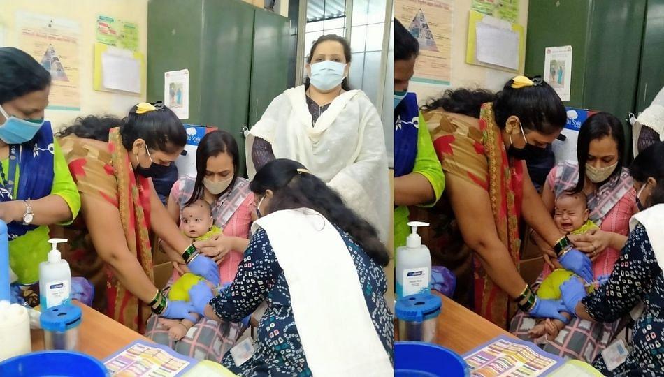 मुंबई महानगरपालिकेतर्फे राबवली गेली विविध आजारांवरील लसीकरण मोहीम