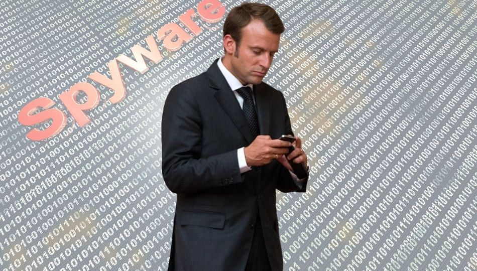 Pegasus: फ्रेंच राष्ट्रअध्यक्षांनी बदलला फोन नंबर तर युरापिय देश चिंतेत