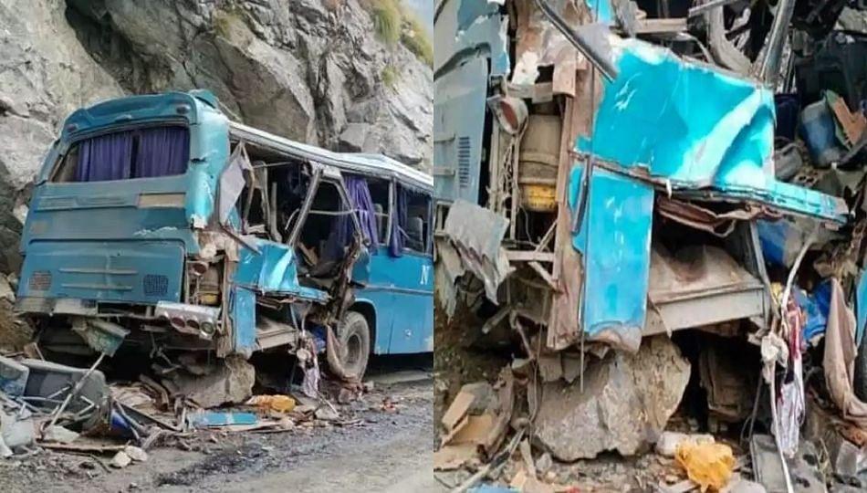 पाकिस्तानात चिनी इंजिनिअर्सच्या बसवर बॉम्ब हल्ला