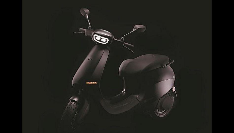 Ola electric scooter | 24 तासांत एक लाखांपेक्षा जास्त गाड्या बुक