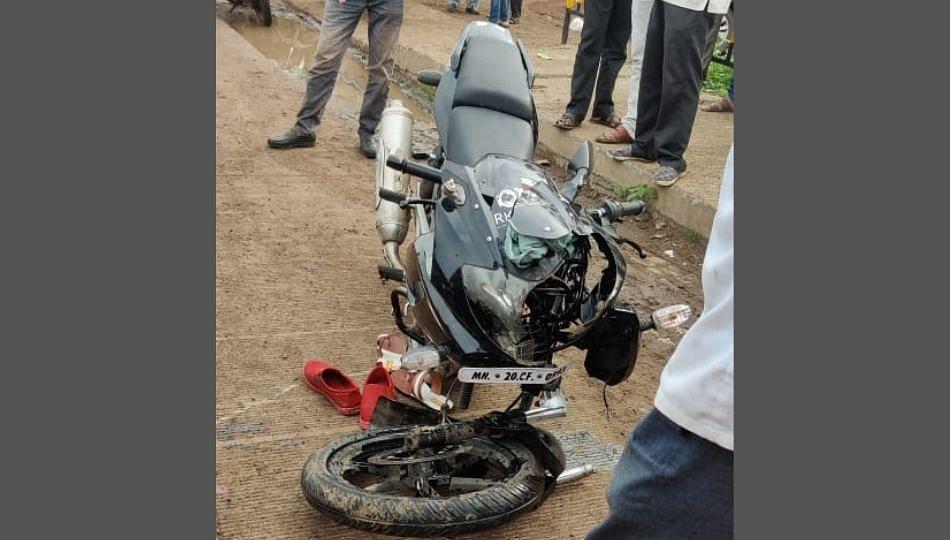 अकोल्यात इंधन दरवाढीविरोधात युवक काँग्रेसची सायकल रॅली