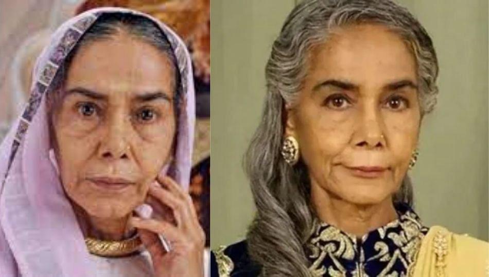 ज्येष्ठ अभिनेत्री सुरेखा सिक्री 'दादी सा' यांचे हृदयविकाराने निधन