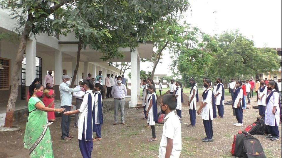 Nandurbar school open