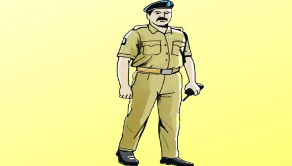 सुसाईड नोट व्हाट्सअॅपवर शेअर करून पोलीस कर्मचारी बेपत्ता !