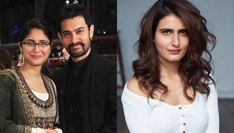 कधी करताय काकांशी लग्न? आमिर-किरणच्या घटस्फोटानंतर फातिमा होतेय 'ट्रोल'