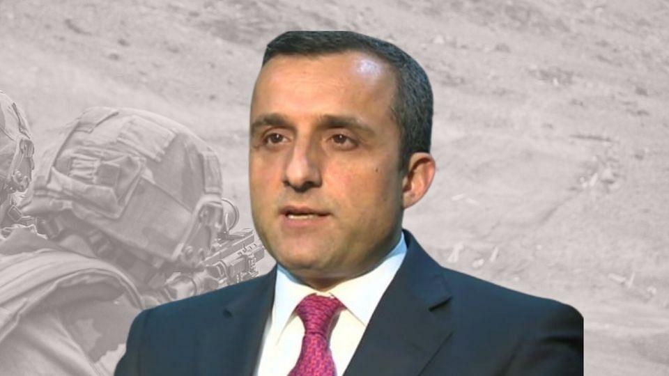 अफगाणिस्तानच्या उपराष्ट्रपतींच्या 'त्या' कृत्याने पाकिस्तान हैराण