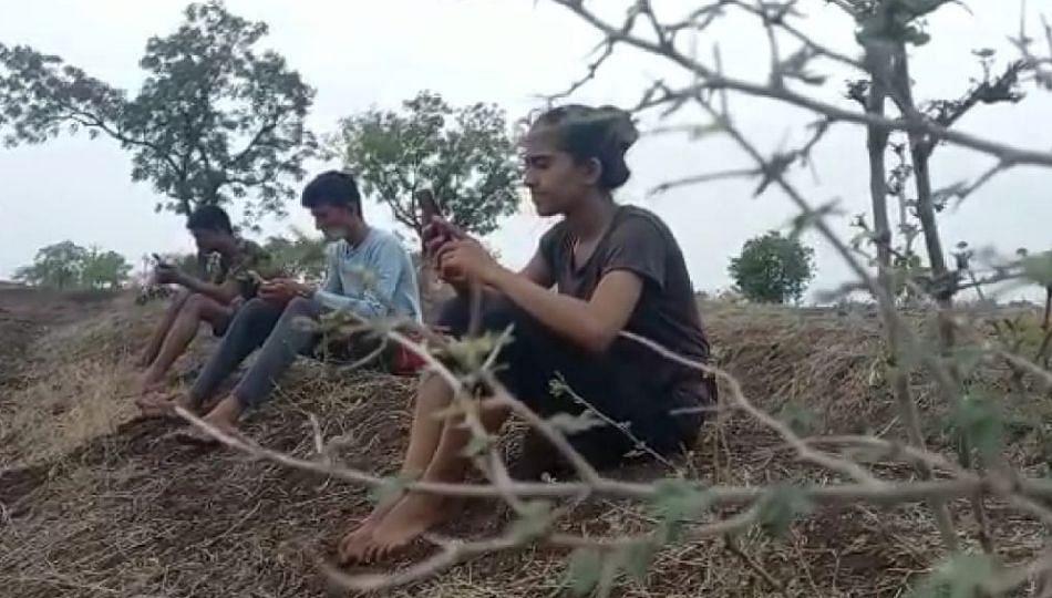 इंजिनिअरींग करणारी भावंडे- शेतात अभ्यास करुन करताहेत आई वडिलांनाही मदत