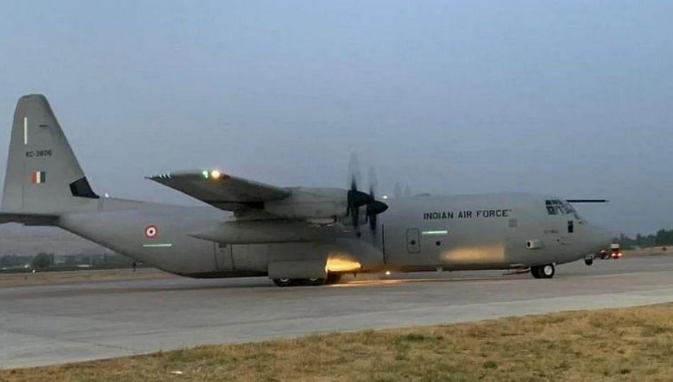 AIRLIFT: IAF चे C-17 विमान 168 प्रवाशांना घेऊन भारतात दाखल; सर्व प्रवासी सुखरुप