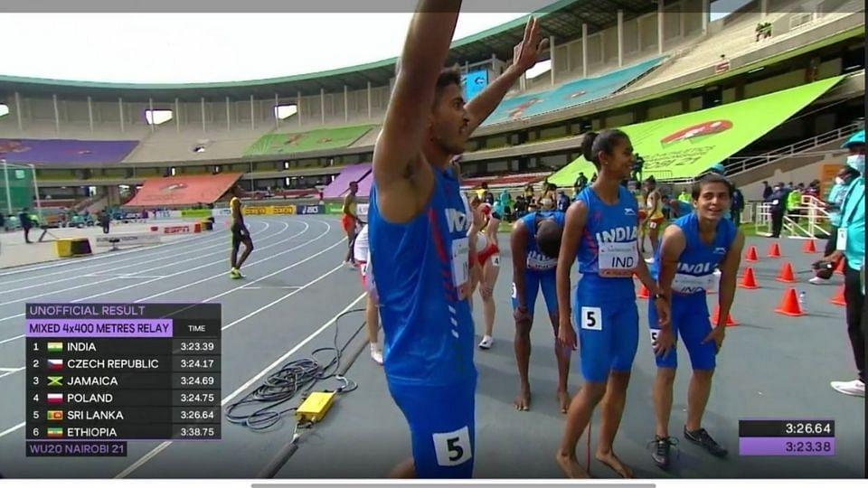 भारतीय खेळाडूंनी गाजविला दिवस; अॅथलेटिक्सह कुस्तीपटूंची कमाल