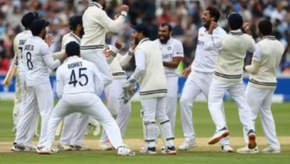 INDvsENG 2nd Test: लॉर्ड्सवर ऐतिहासिक विजय; इंग्लंडला नवमवत विजयी पतका