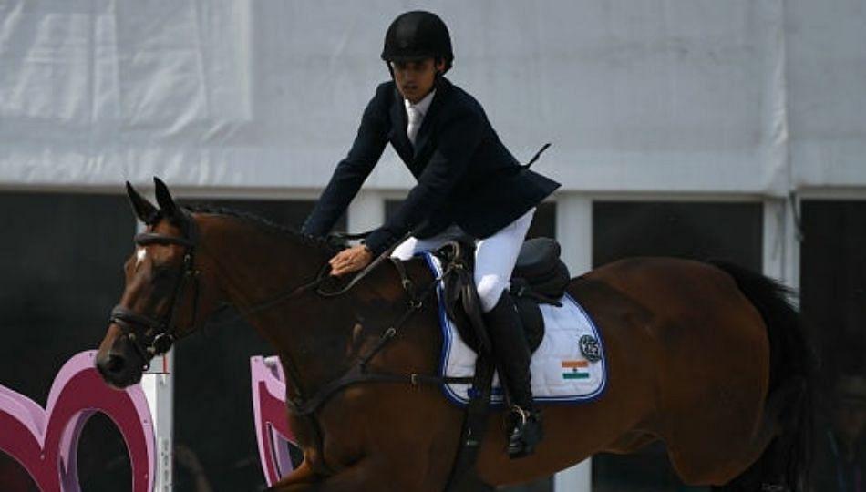 Tokyo Olympics: घोडेस्वार फौद मिर्झाचा अंतिम फेरीत प्रवेश