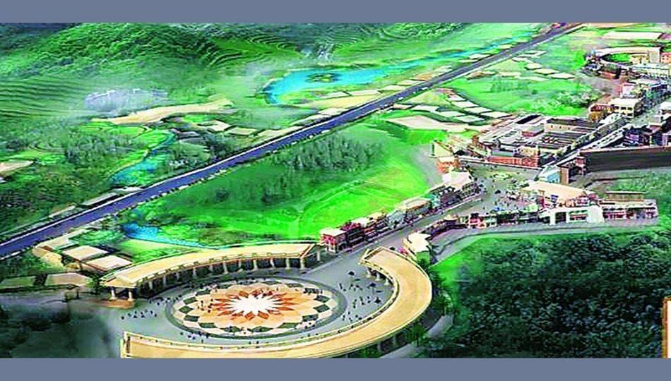 Hollywood च्या धर्तीवर साकारण्यात येणार Noida Film City