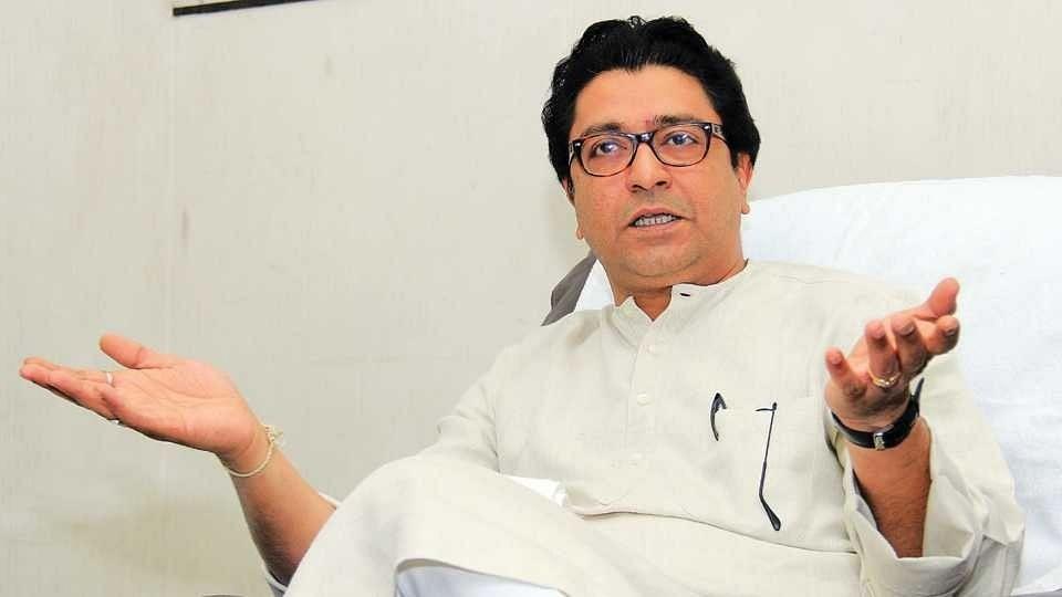Raj Thackeray : हे बाहेर पडायला घाबरतात, त्यात आमचा काय दोष