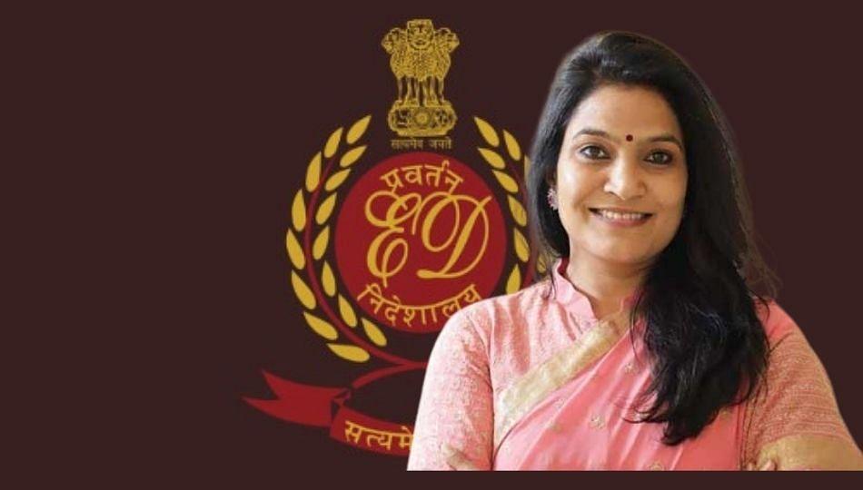 BJP-Shivsne Dispute: नोटीस न येताच ईडीची कारवाई सुरु आहे