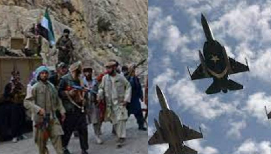 Taliban : परत हादरला! पंजशीरमधील ५ तळांवर अज्ञात विमानांचा एअरस्ट्राईक