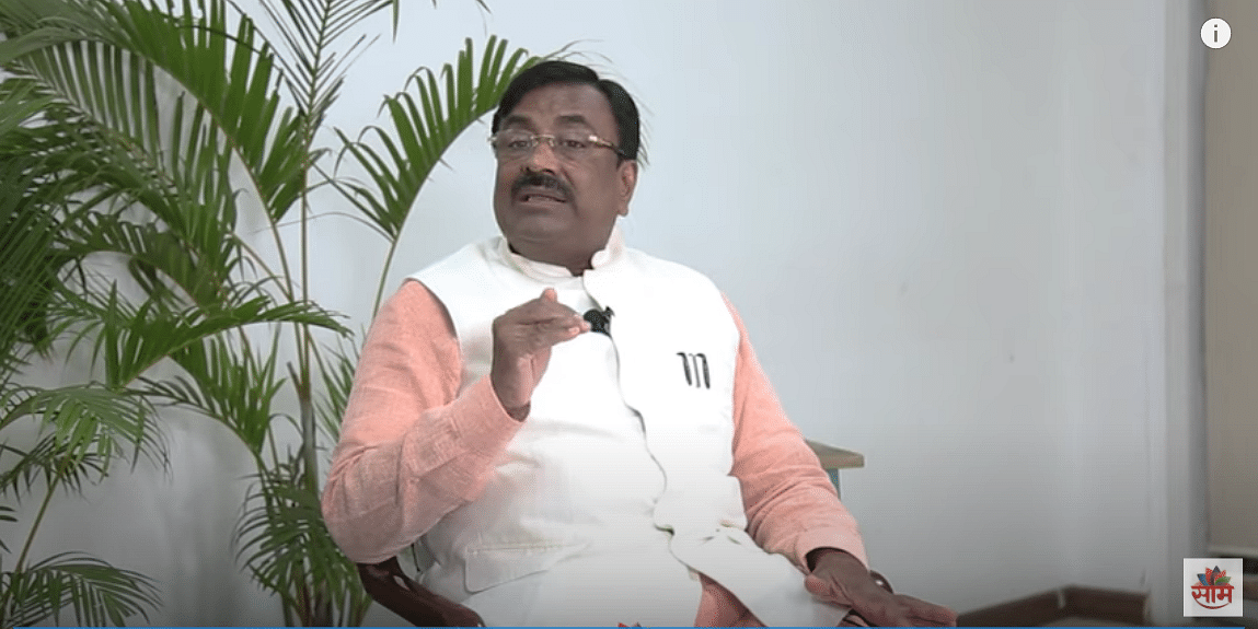 Sudhir Mungantiwar : राज्यपालांनी विधान परिषदेवर बारा आमदार नेमले नाही, हे बरेच केले | SAAM TV |