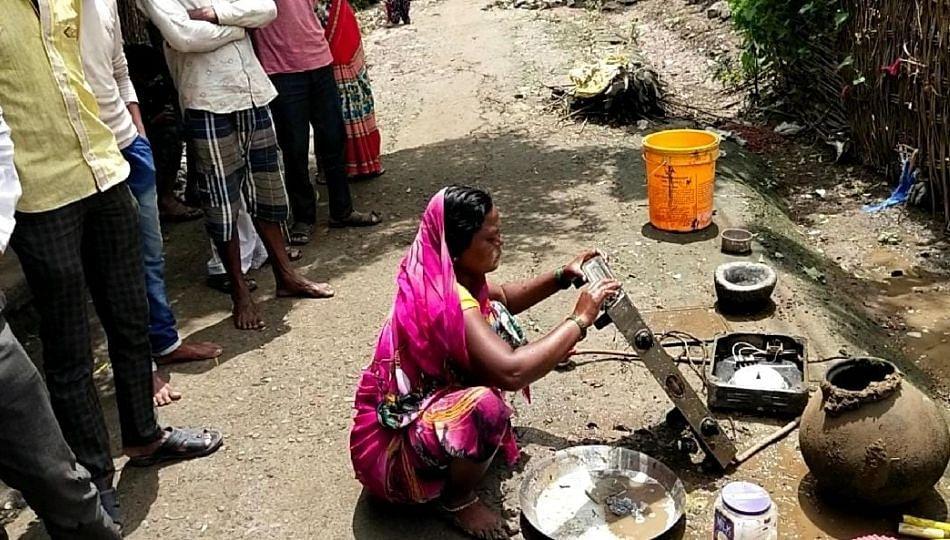 Maharashtra: पुरामुळे कांदळी गावातील १५० कुटूंब बेघर