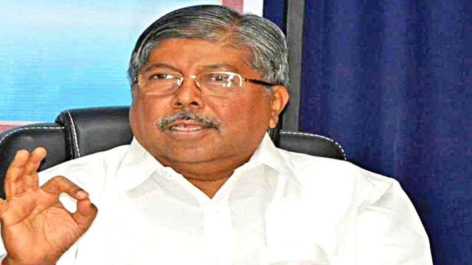 Maharashtra Politics:  माझं नाव घेतल्याशिवाय मुश्रीफांना झोप येत नाही