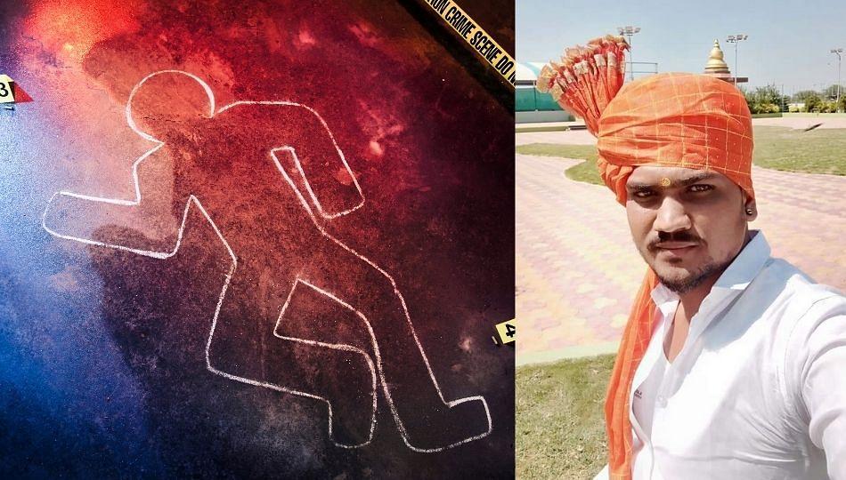 खळबळजनक! भाजपा नेते आत्माराम तोमर यांची गळादाबून हत्या