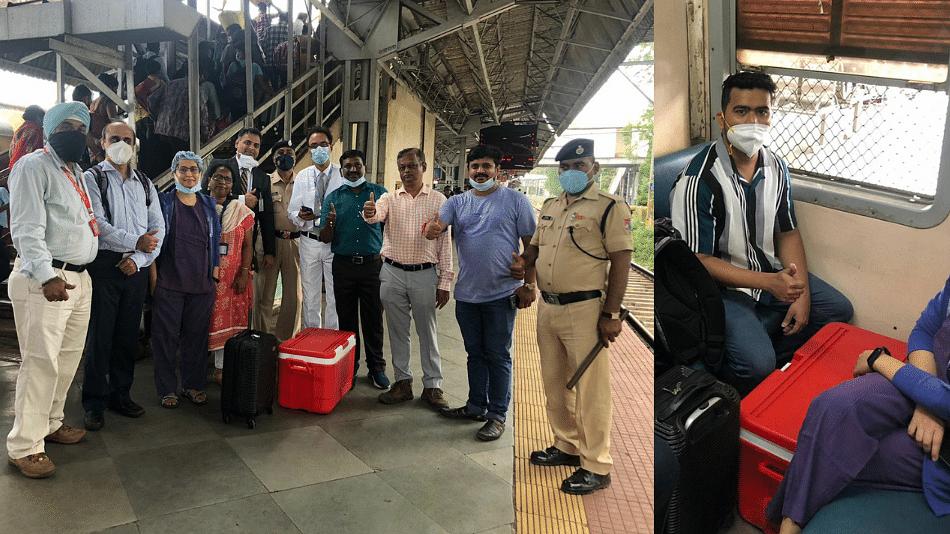 लाईफलाईन: अवघ्या ६७ मिनिटांत ब्रेन डेड डोनरचे अवयव कल्याणहून मुंबईला पोहोचले
