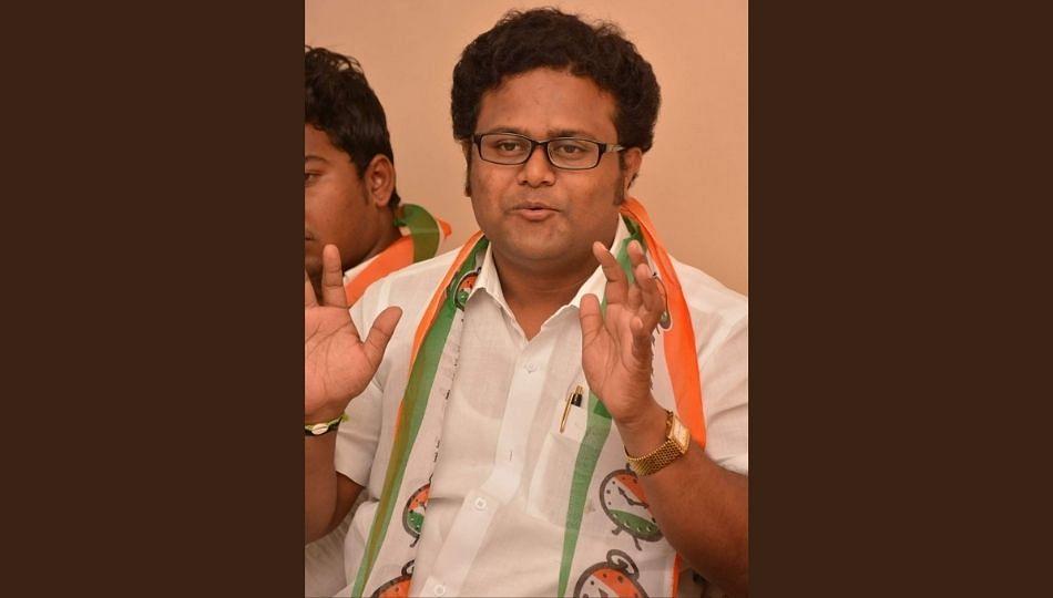 Ahmednagar: काँग्रेसचे जिल्हाध्यक्ष किरण काळेंवर विनयभंगाचा गुन्हा