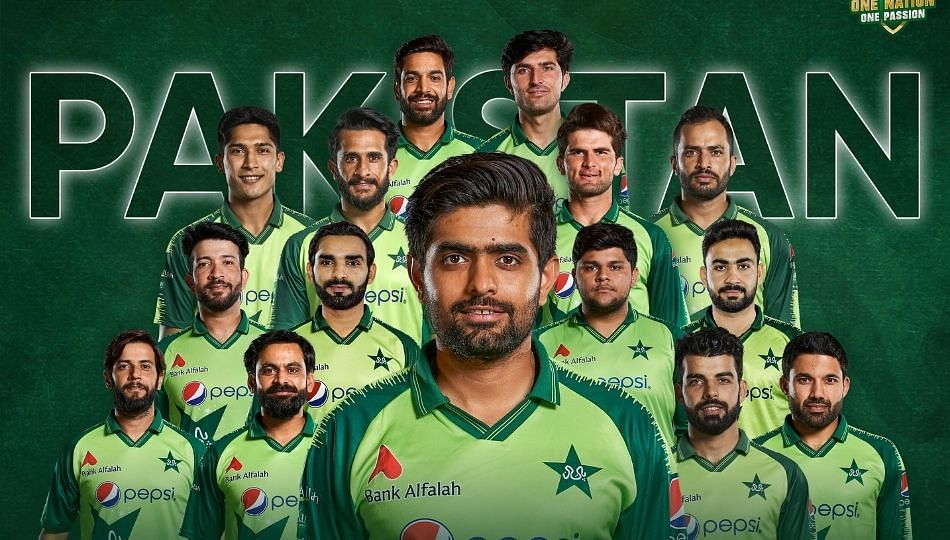 T-20 World Cupसाठी पाकिस्तान संघाची निवड; अनुभवी खेळाडूंना डच्चू