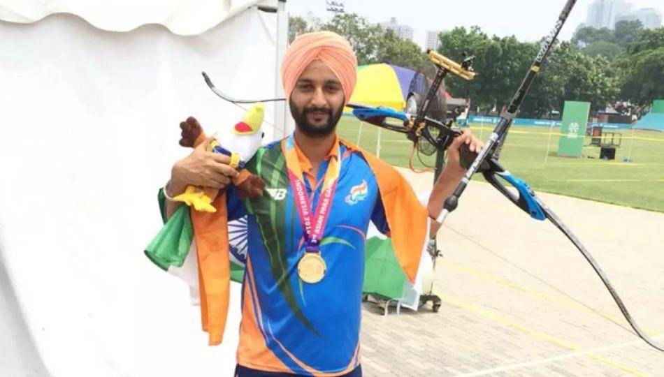 तिरंदाज हरविंदर सिंगची जबराट कामगिरी; भारतीय संघास १३ वे पदक