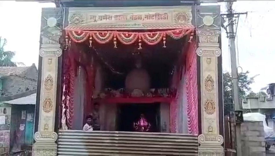 Ganpati Special : सांगलीतील 'या' मस्जिदीत गेल्या ४० वर्षांपासून बसवला जातो गणपती!