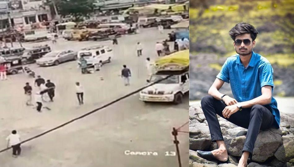 Breaking Nanded : नांदेडमध्ये भरदिवसा 17 वर्षाच्या युवकाचा भोसकून खून! पहा VIDEO
