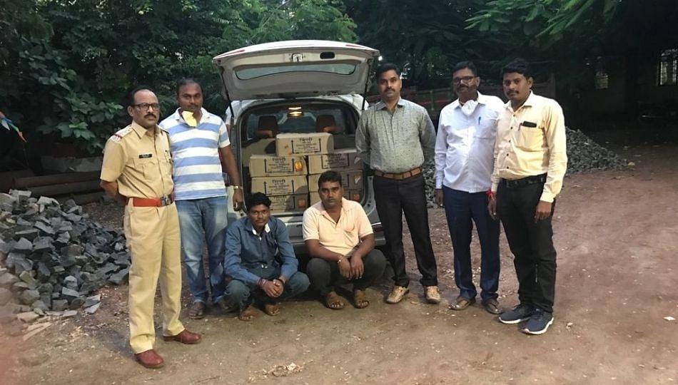 Parbhani: 20 हजारांची देशी दारू जप्त; गुन्हा दाखल