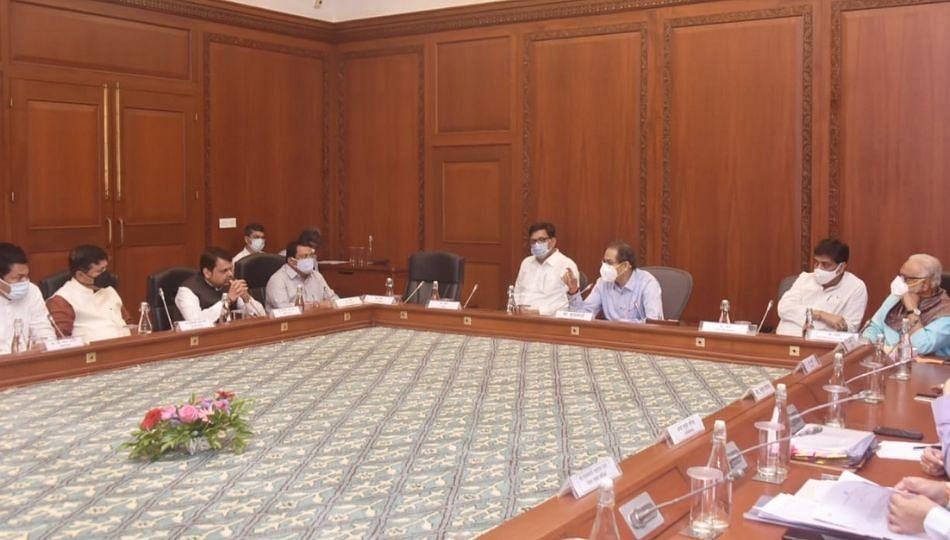 Reservation : इंपिरिकल डेटा तयार करण्याबाबत सर्वपक्षीय बैठकीत सहमती