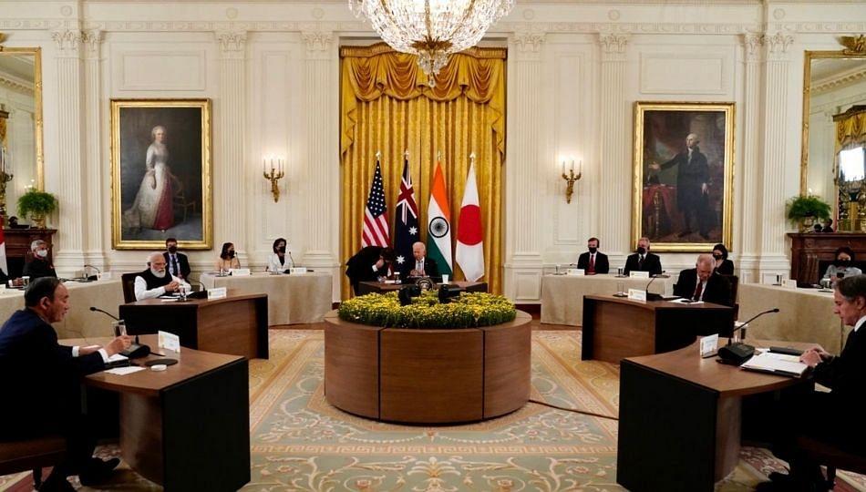 QUAD बैठकीत तालिबानी सरकारवर विचारमंथन...