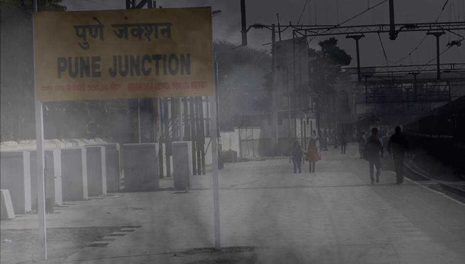 Kalyan; आधारवाडी कारागृहातील दोन कैद्यांचा पोलिस अधिकाऱ्यावर हल्ला