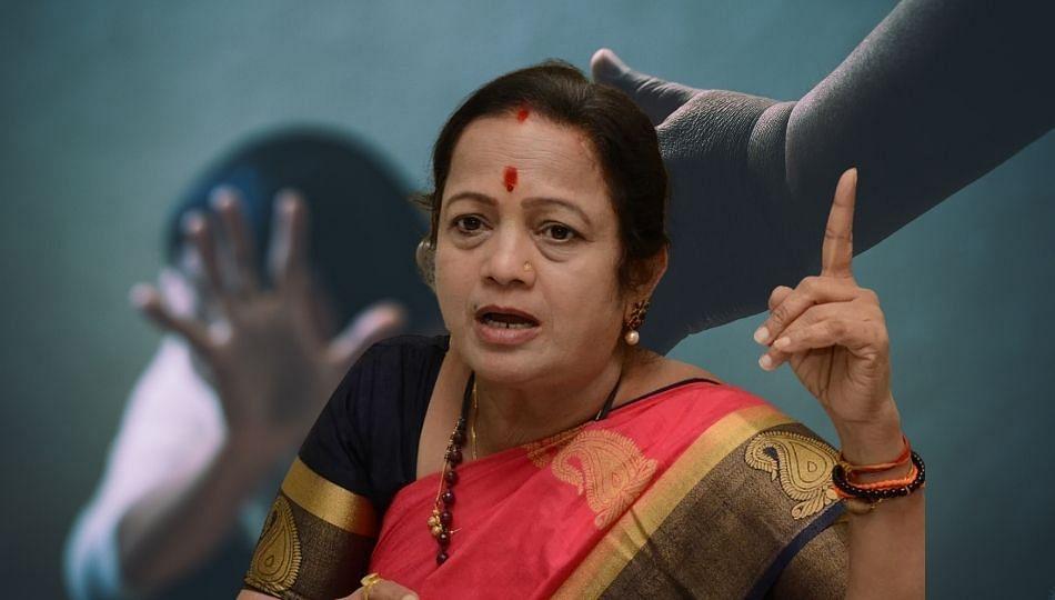 Sakinaka Rape case: इतकी क्रुरता येते कुठून? किशोरी पेडणेकर