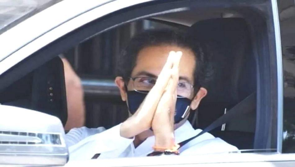 CM Uddhav Thackeray यांच्या गाडीच्या ताफ्यात अज्ञाताने घुसवली गाडी