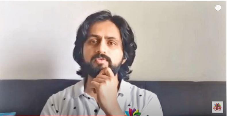 Shashank Ketkar Interview | सडेतोड,स्पष्टवक्ता शशांक केतकर सोबत दिलखुलास गप्पा | Birthday | SAAM TV