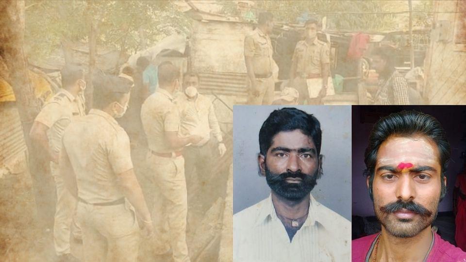 Sangli कौटुंबिक वादातून मुलाने घातली वडिलांच्या डोक्यात पार; खून करून आरोपी फरार!
