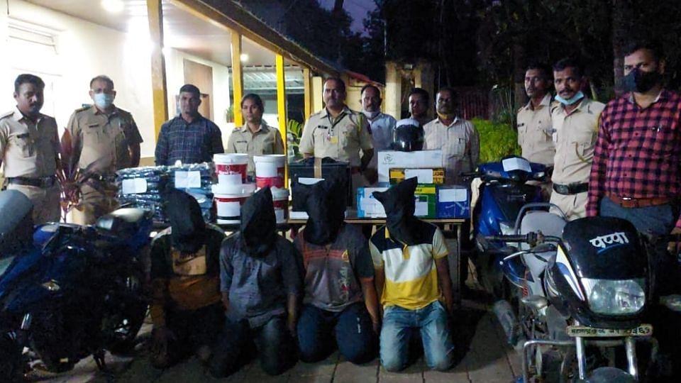 Nagpur : पैशांचा पाऊस पाडण्याच्या हव्यासापोटी वाघाच्या बछड्याची शिकार!