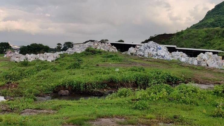 Kalyan: चौदा गाव आणि शीळ परिसरात प्रदूषणाचा गुंता सुटता सुटेना...
