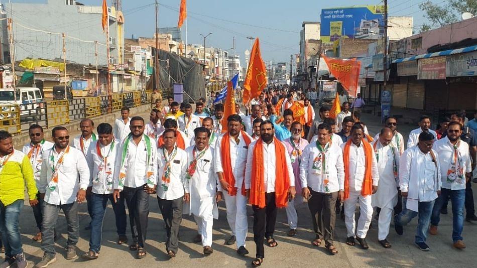 महाराष्ट्र बंद: नागनाथ मंदिर परिसरातील दुकाने आज पुन्हा बंद...