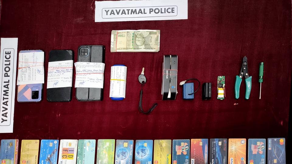 ATM क्लोन करणारी टोळी यवतमाळ पोलिसांच्या जाळ्यात; Bihar मधून दोघांना अटक!